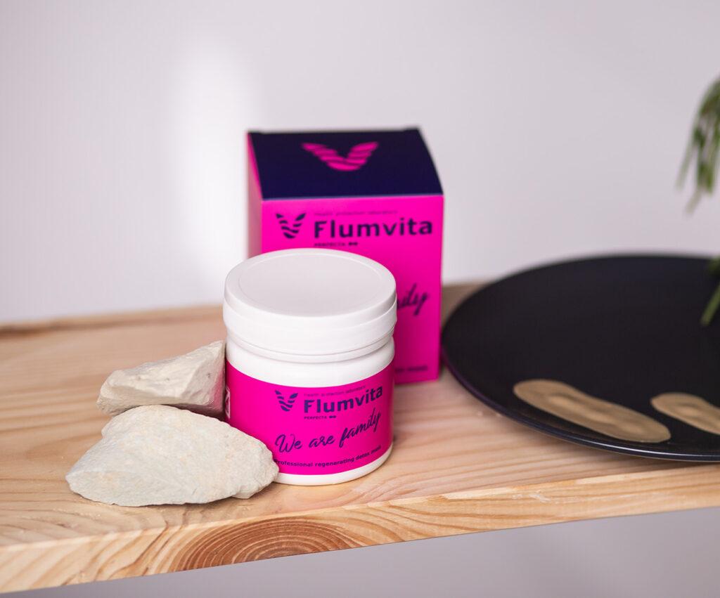 Flumvita Perfecta маска в домашних условиях